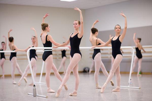 weekly classes school of ballet
